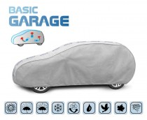 PLACHTA NA AUTOMOBIL BASIC GARAGE hatchback/kombi, D. 430-455 cm