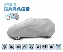 PLACHTA NA AUTOMOBIL BASIC GARAGE hatchback, D. 355-380 cm