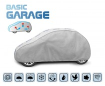 PLACHTA NA AUTOMOBIL BASIC GARAGE hatchback, D. 335-355 cm