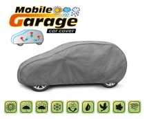 PLACHTA NA AUTOMOBIL MOBILE GARAGE hatchback, D. 355-380 cm